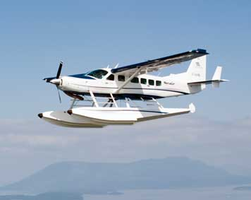 Our Seaplane Fleet - Cessna 208 Amphibian, Dehavilland